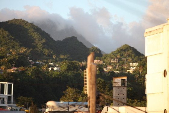 I Lift up Mine Eyes to the Mountains- Beautiful Dominica!