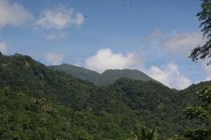 Waitukubuli- Dominica -Tall is her body