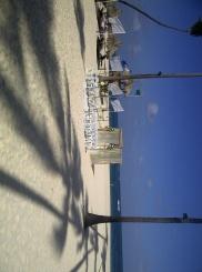 Beautiful Beaches hide a harsh reality